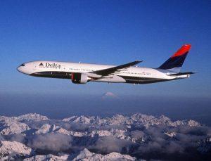 Картинки самолет летит в америку