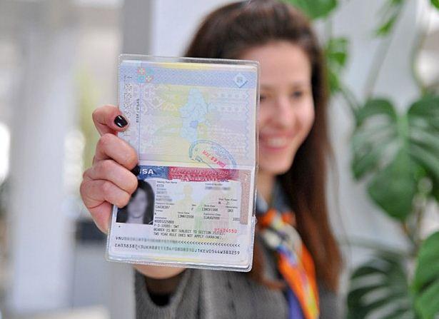 фото туристическая виза в америку