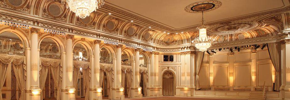 Зал Grand Ballroom Нью-Йорк