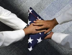 американский флаг сша