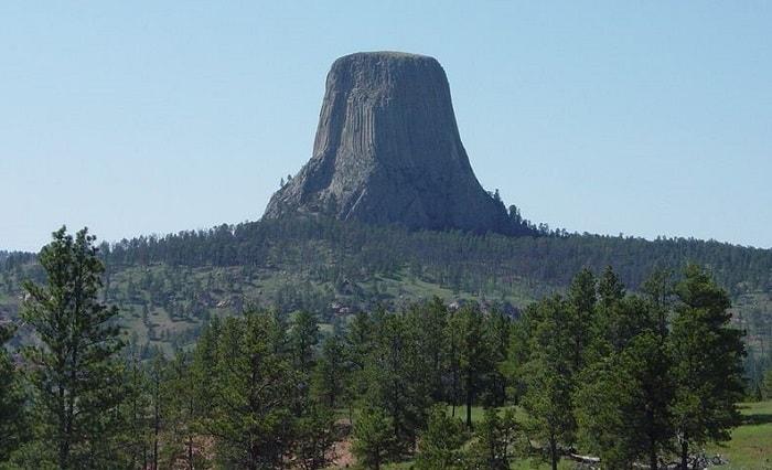 Гора Дьявола США