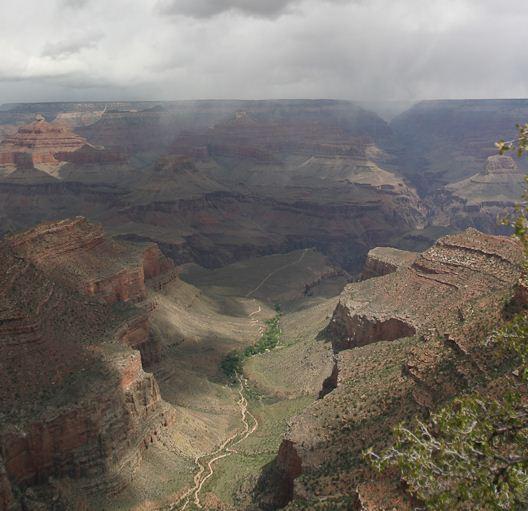 большой каньон аризона