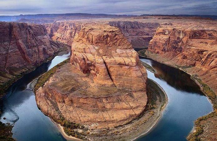 град каньон аризона фото