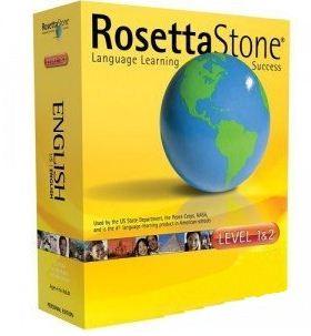 курс Rosetta Stone фото