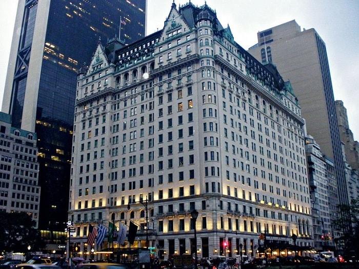 Отель Plaza Нью-Йорк
