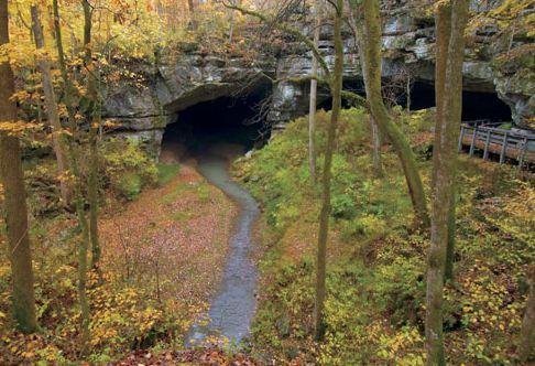 пещера Рассела фото