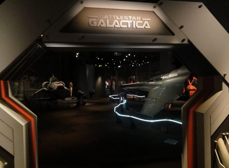 галактика выставка в Сиэтле