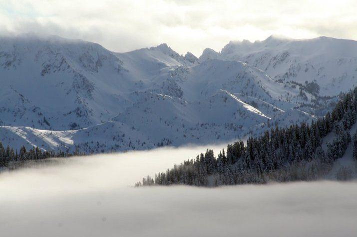 Горы штата Вашингтон сша