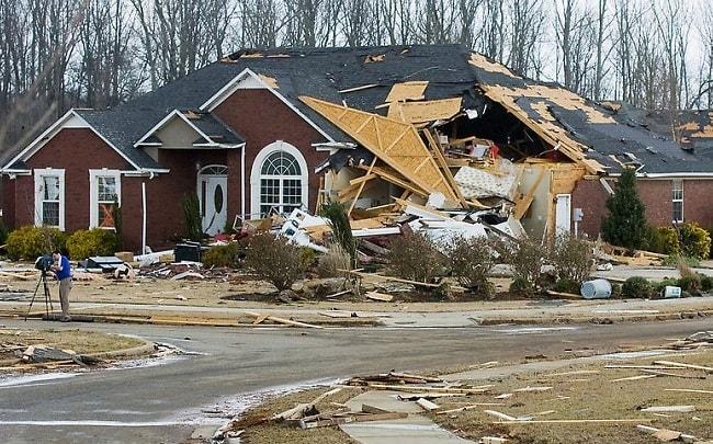 Торнадо Алабама сша 2012