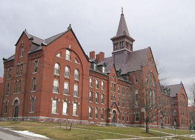 вермонтский университет сша