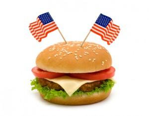 еда в америке