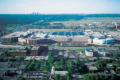 mall of america Миннеаполис