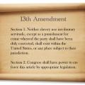 13 popravka k konstitutcii ssha