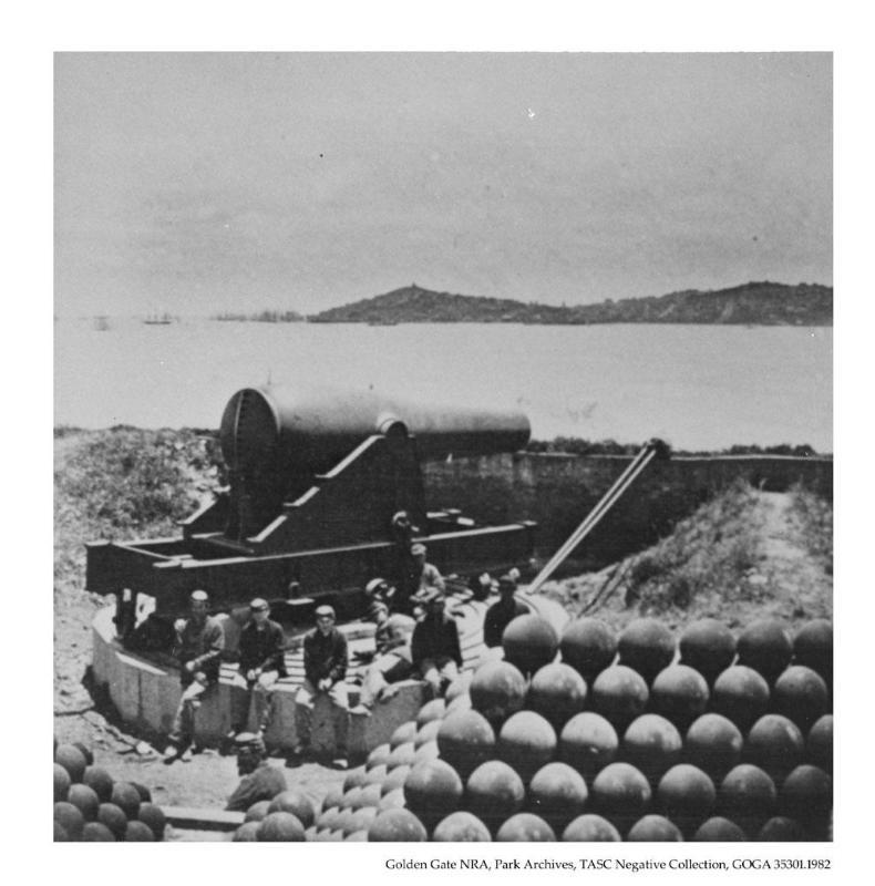 алькатрас фото 1868 год
