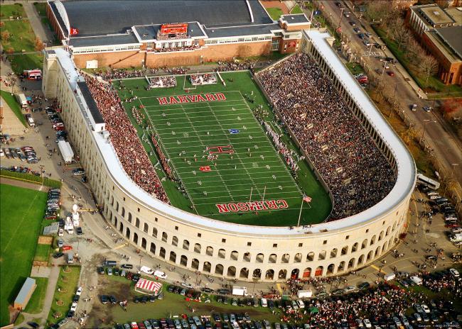 Гарвардский стадион фото