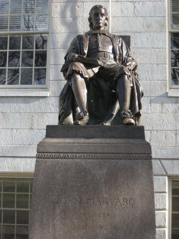 Джон Гарвард фото