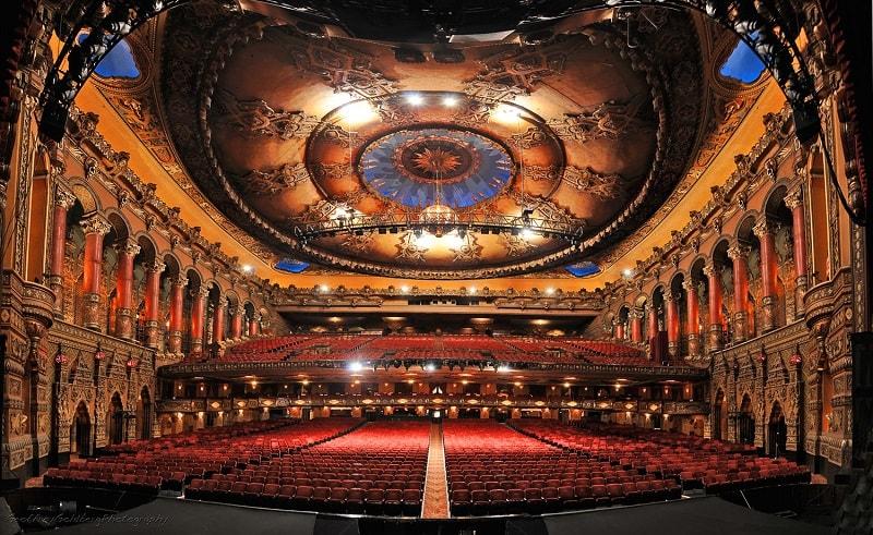 Театр Фокс Сент-Луис США фото