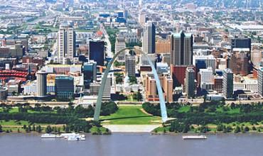 Американский Сент-Луис и его достопримечательности