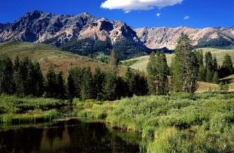 Штат Айдахо и отдых в горах