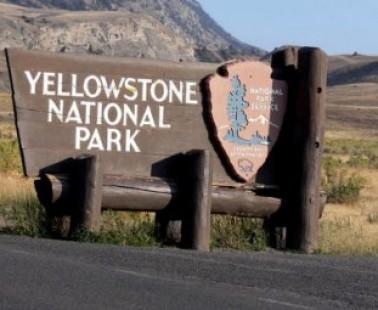 Йеллоустоун горячий и загадочный парк в США