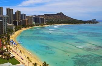 Места для отдыха в штате Гавайи