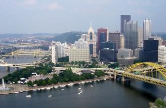 Питтсбург американский город мостов