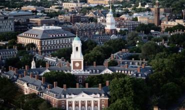 Легендарный Гарвардский университет в США