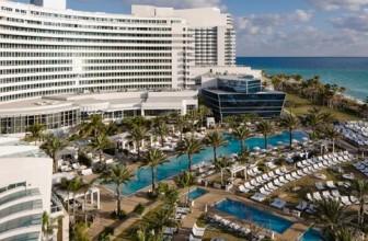 Известные отели в Майами бич