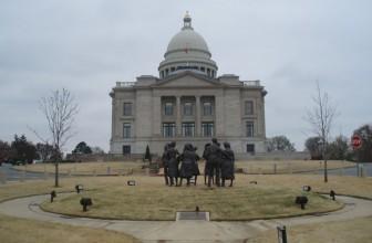 Штат Арканзас и его интересные места