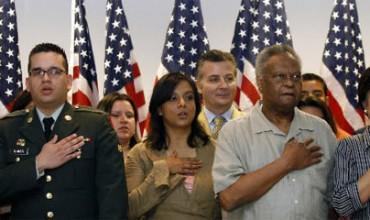 Как получают гражданство в Америке