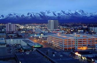 Аляска самый северный штат США